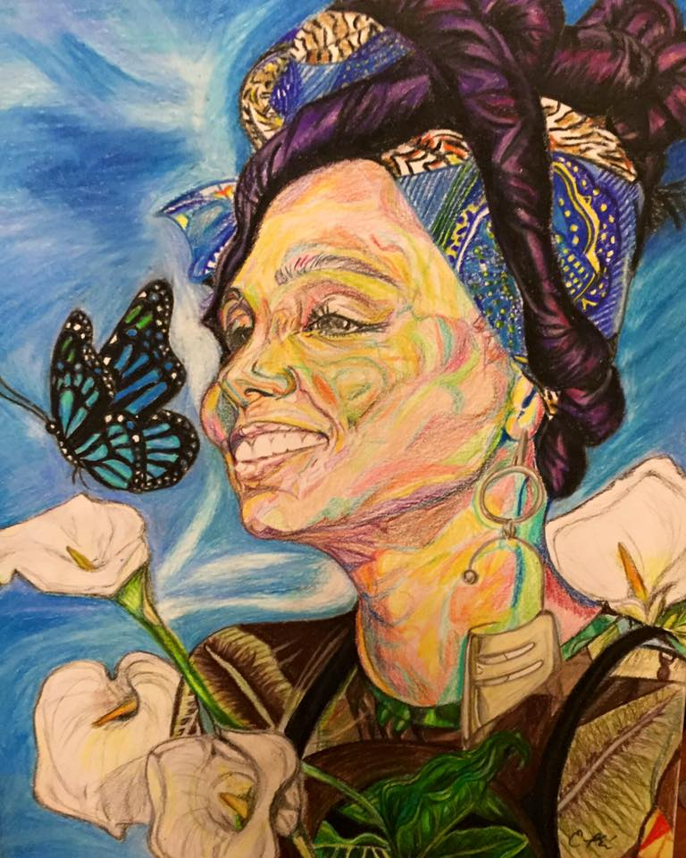 - ES SENIYA ARTI create original paintings and drawings with folk art and mystic elements and art/natural health products including clothing, accessories, margarita glasses, mugs, vases, and decorated body scrubs. Instagram:@es_seniya