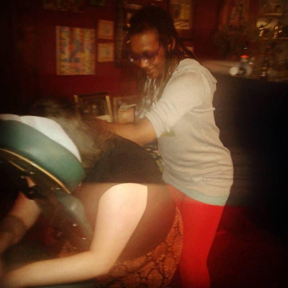 - Ea The Wholistic Artist                                                                              Healing Room 1 (5-11pm)