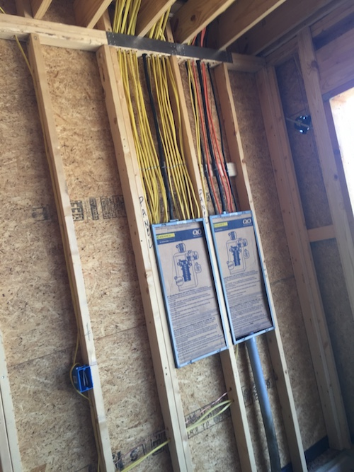 Electrical - All electrical is neatly installed to eliminate the