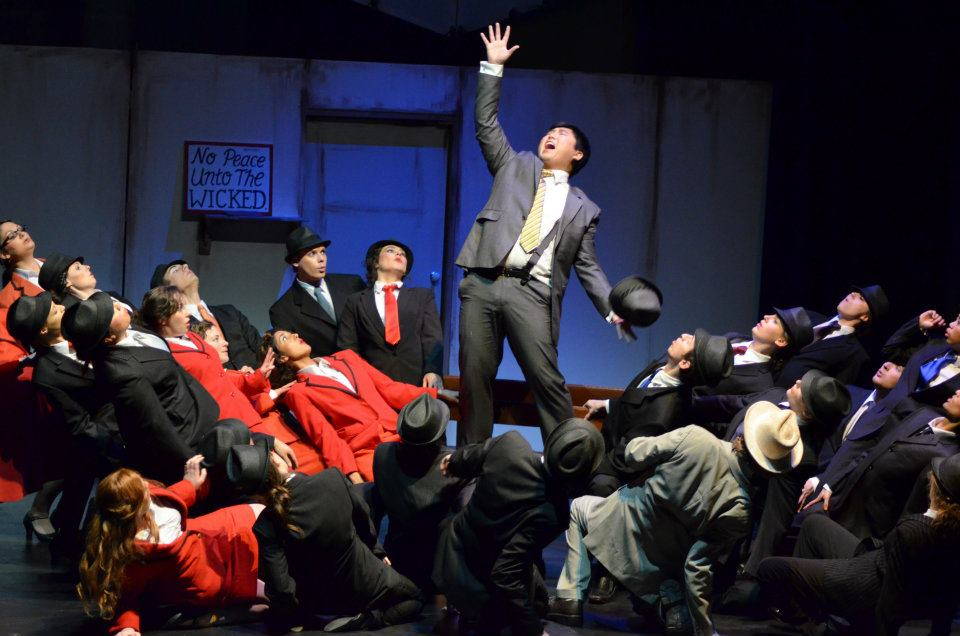 Guys and Dolls - Oxagen Productions