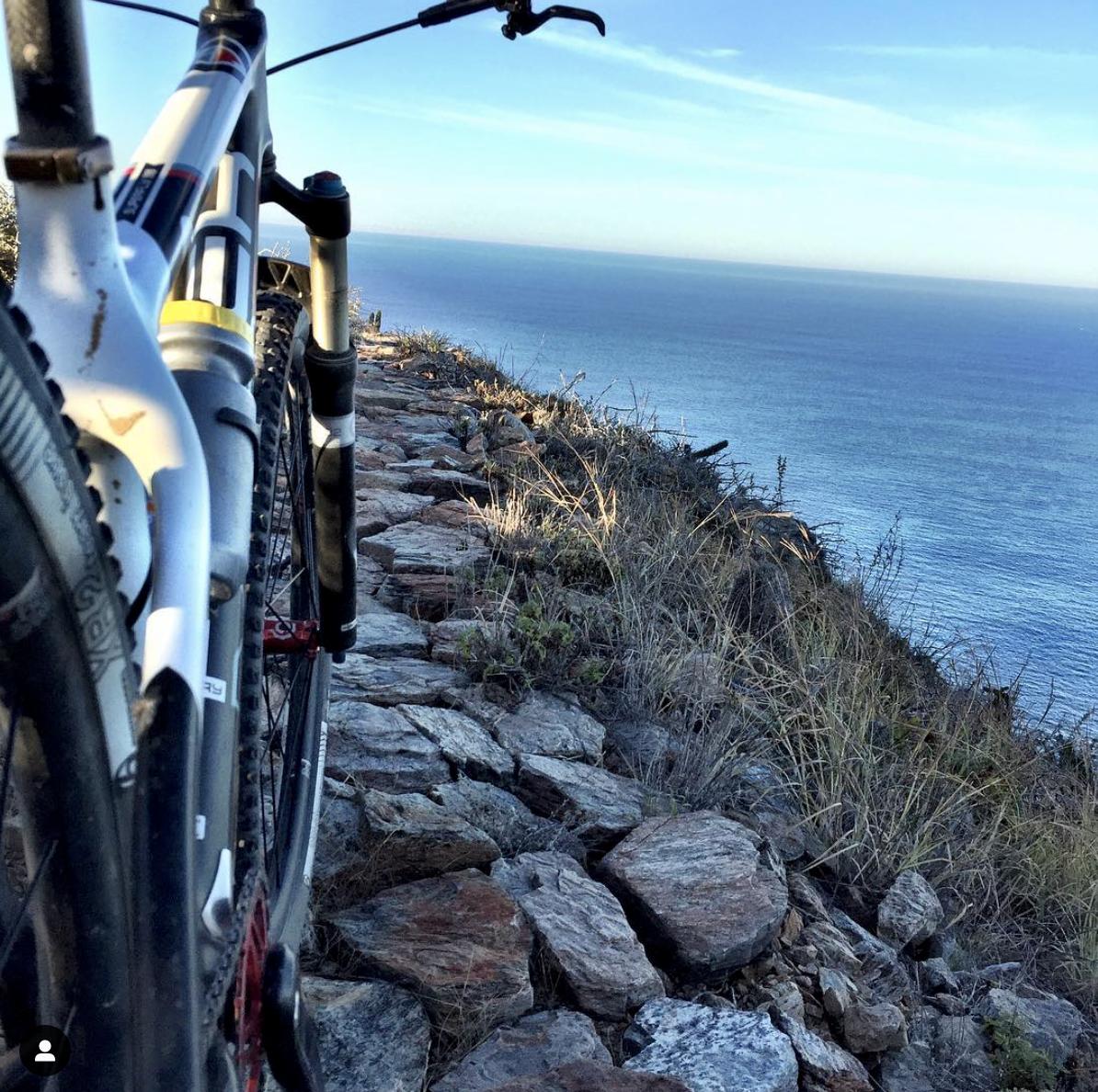 Todos Santos, mountain biking Old Port Ride
