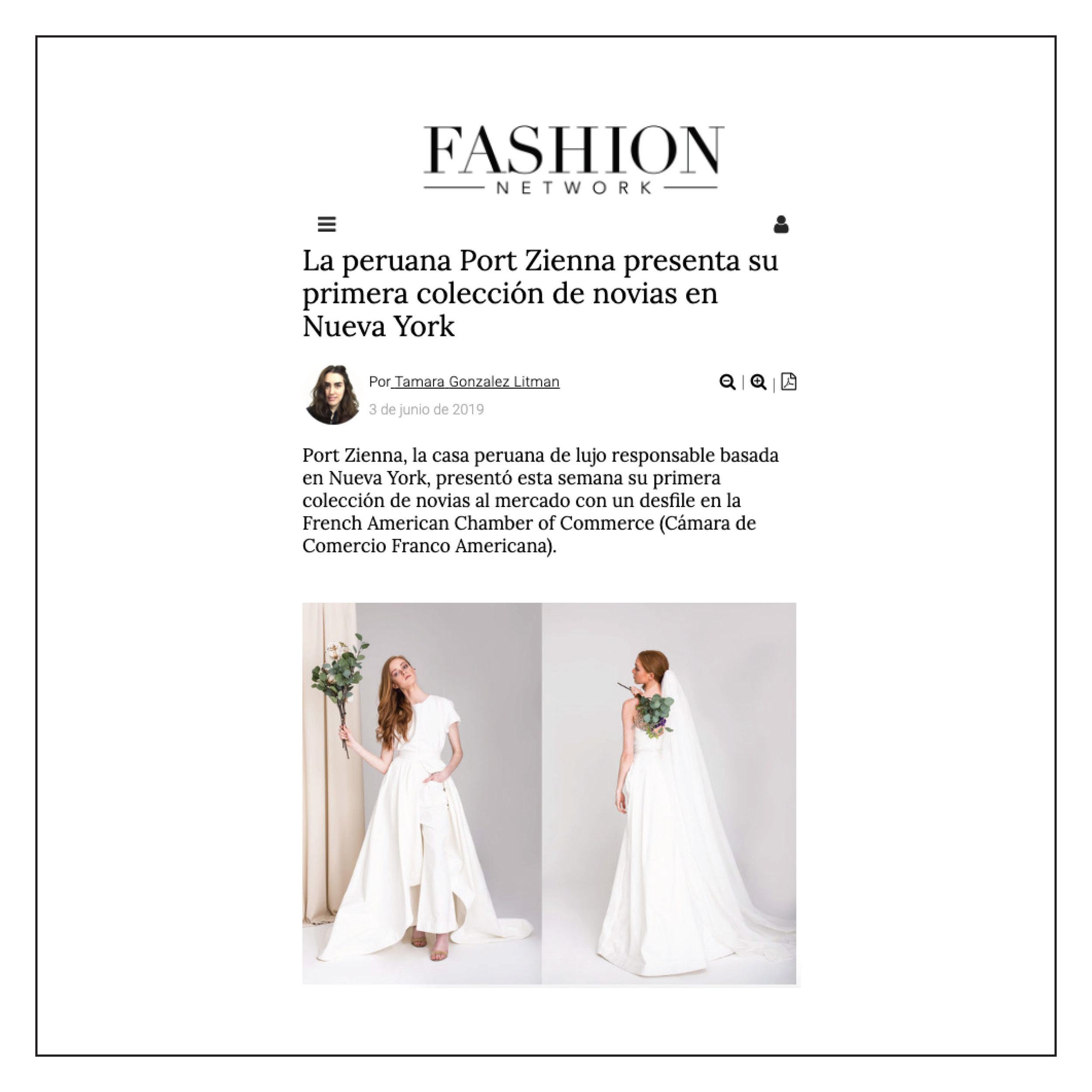 Fashion Network — June 2019