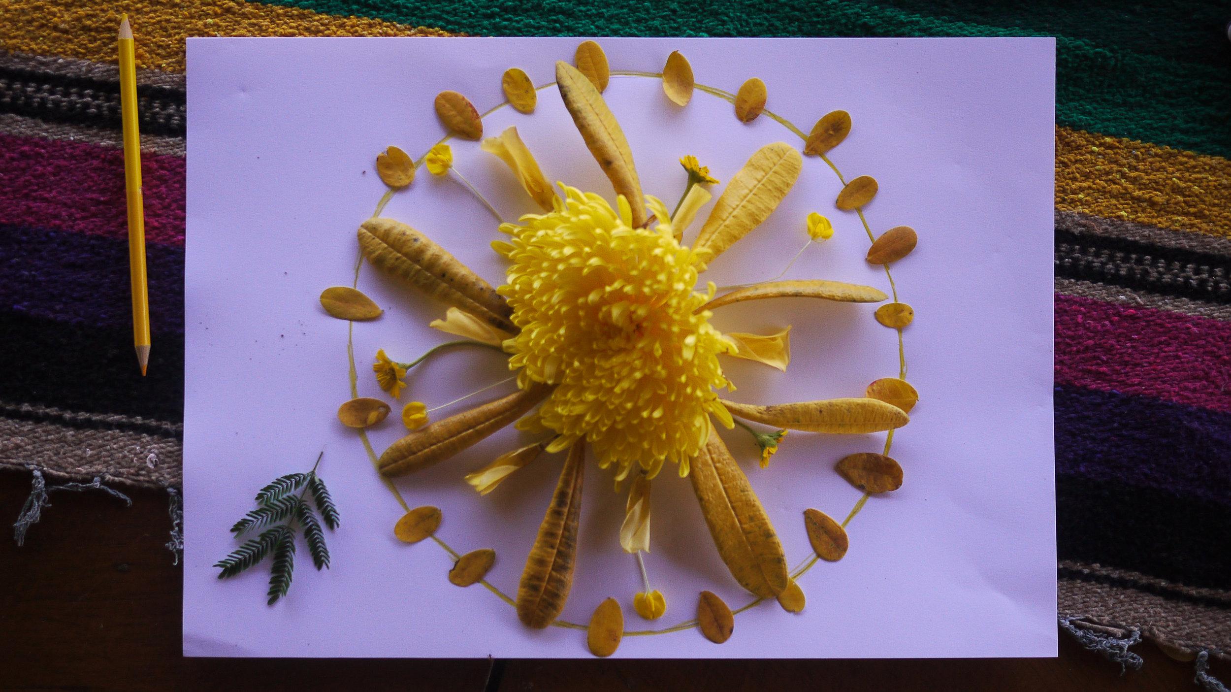 golden mandala of self