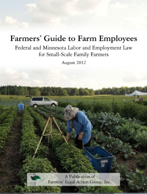 Family labor, made legal. - Navigate the complicated federal and state laws that apply to farms using family labor. Checklists and worksheets included.Co-authored while working as a staff attorney for Farmers' Legal Action Group.
