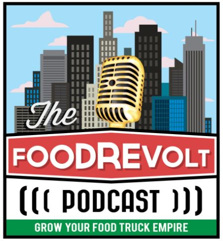 Trademarks, food trucks, and more. - I talked with the Food Revolt Podcast about trademarks for food brands (Ep. #24).