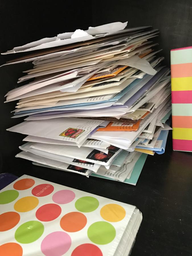 Letter Stack