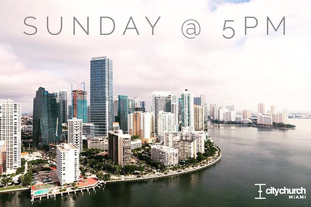 God is doing an incredible work in our city #ForMiami. Come join us tonight to hear what God is up to and stick around after for pizza at @groovyspizza to watch the @canesfootball game.  5PM 2323 SW 27 Ave Miami, FL 33145 ———————————— #CityOfMiami #OurCounty #DowntownMiami #DowntownMIA #MidtownMiami #MidtownMIA #Brickell #BrickellLife #LittleHavana #CoralWay #CoconutGrove #Miami #CityChurchMiami #ForMiami