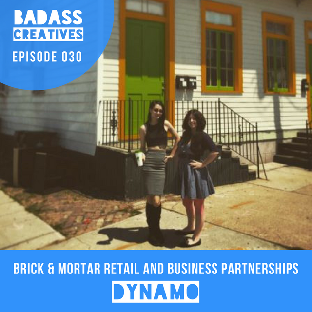 Dynamo is a sexual health and wellness focused romantic boutique based in New Orleans. On this episode, I chat with co-owners Hope Kodman Von Starnes and Nico Darling about business partnerships and the hurdles they overcame to open up a brick and mortar retail boutique, including using crowdfunding via IndieGoGo to fund the renovation of their building.