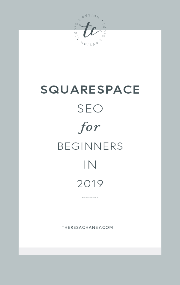 Squarespace SEO for Beginners in 2019