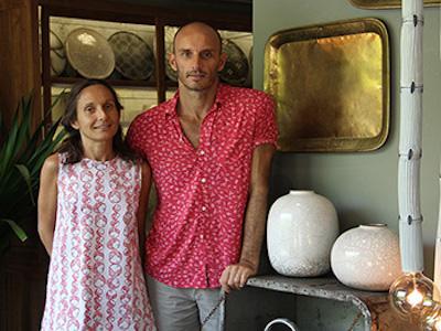 MICHELA FOPPIANI - Creative Director  MARCELLO MASSONI - Chief Executive Officer