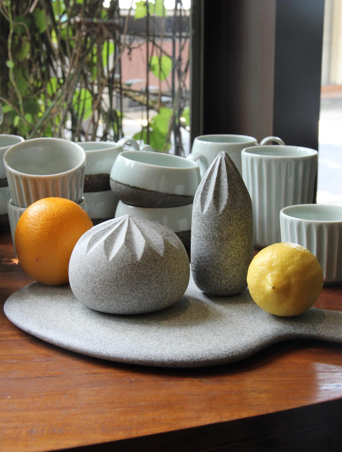 lemon and orange squeezer collection.JPG