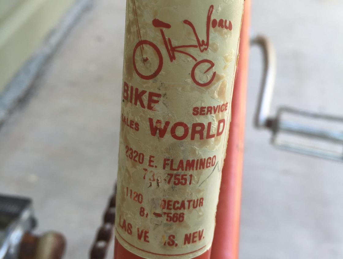 Photo of Vintage Bike World Las Vegas Logo