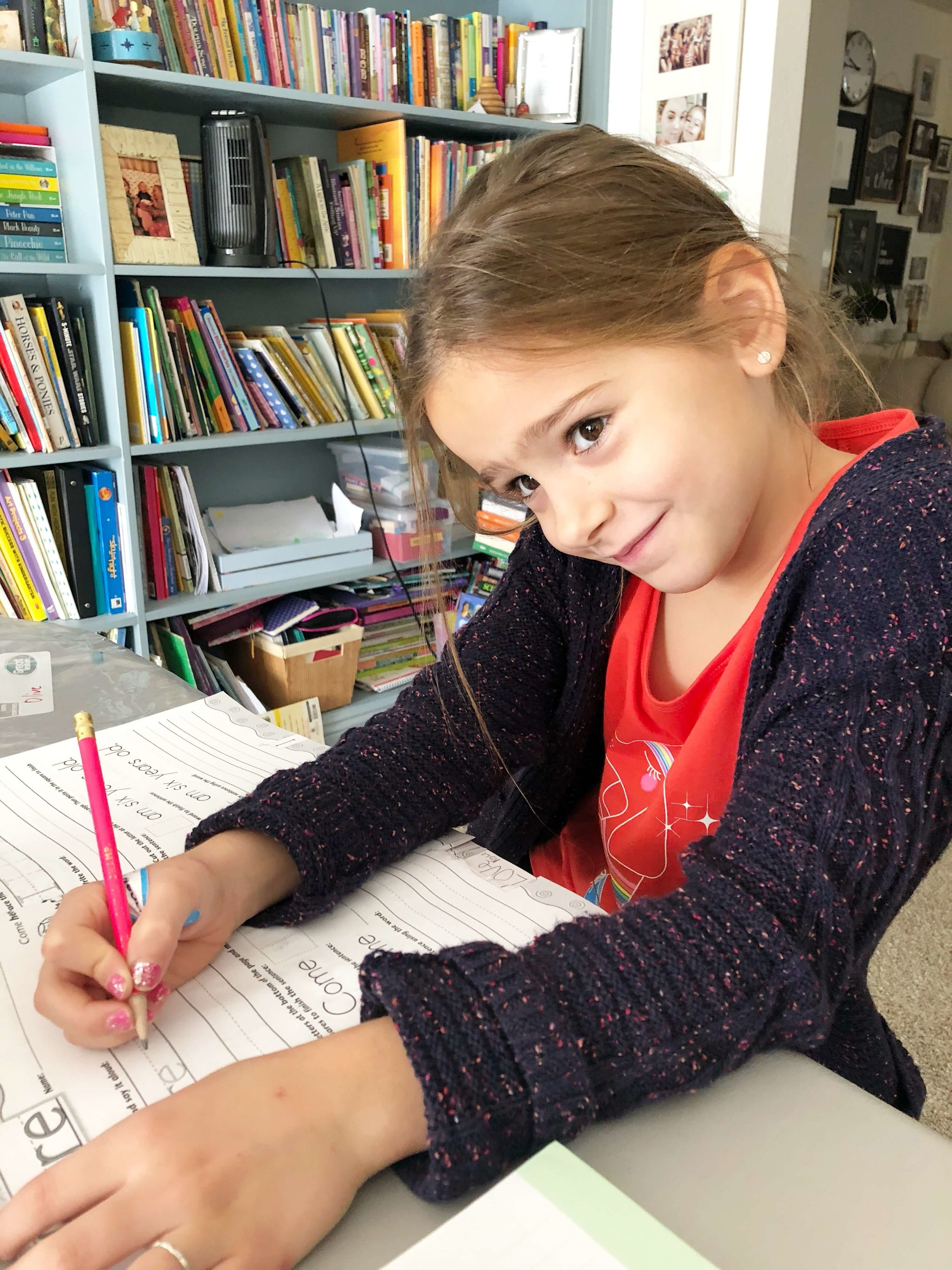 How to Plan Out Homeschool Curriculum -