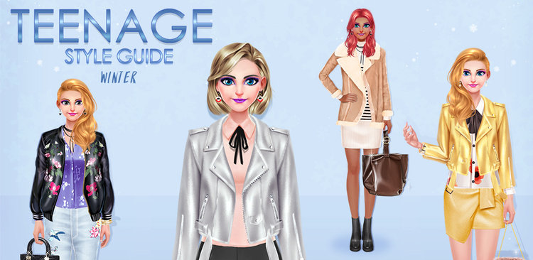Teenage Style Guide: Winter 17  EXPRESS YOUR UNIQUE STYLE!  Learn about the style guide by going through the catalogue  Start with some makeup makeovers