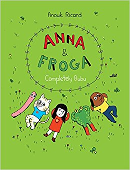 Anna & Froga - by Anouk Ricard