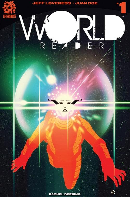 World Reader - by Jeff Loveness/Juan Doe