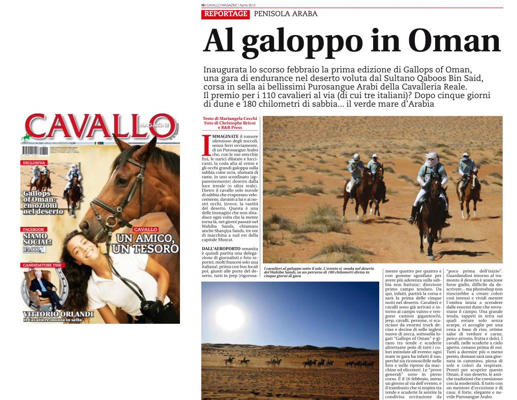 Cavallo Magazine (Italia)