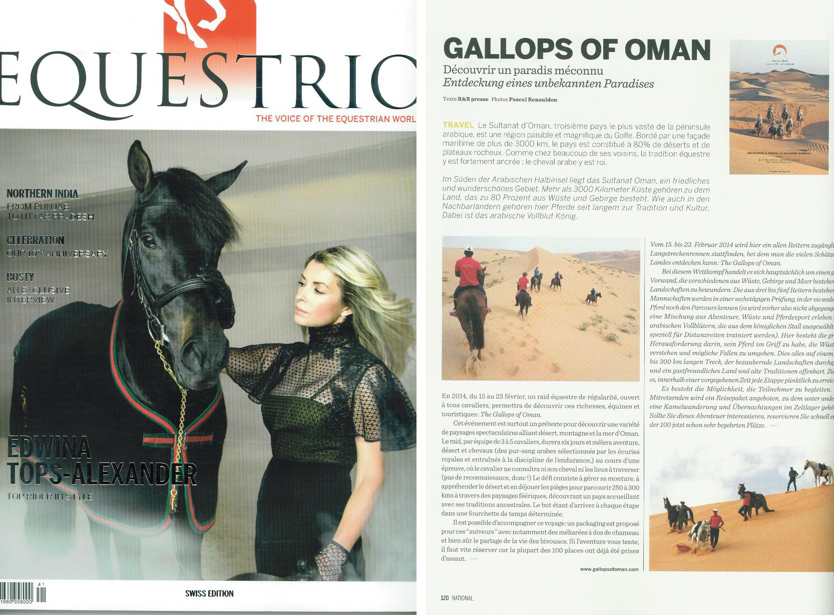 Equestrio (Swiss edition)