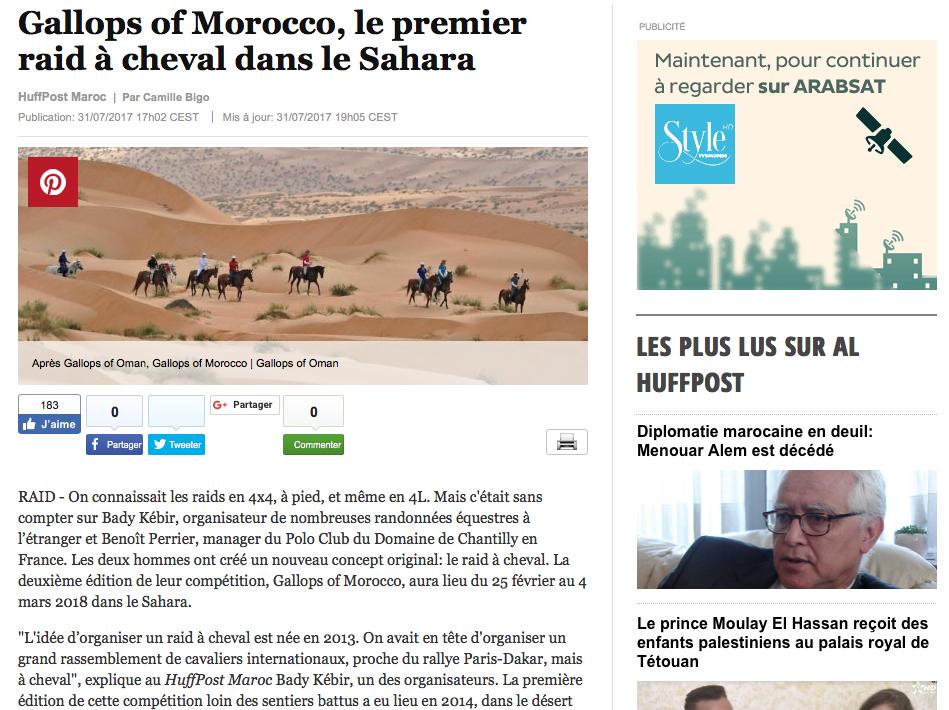 HuffPost Morocco