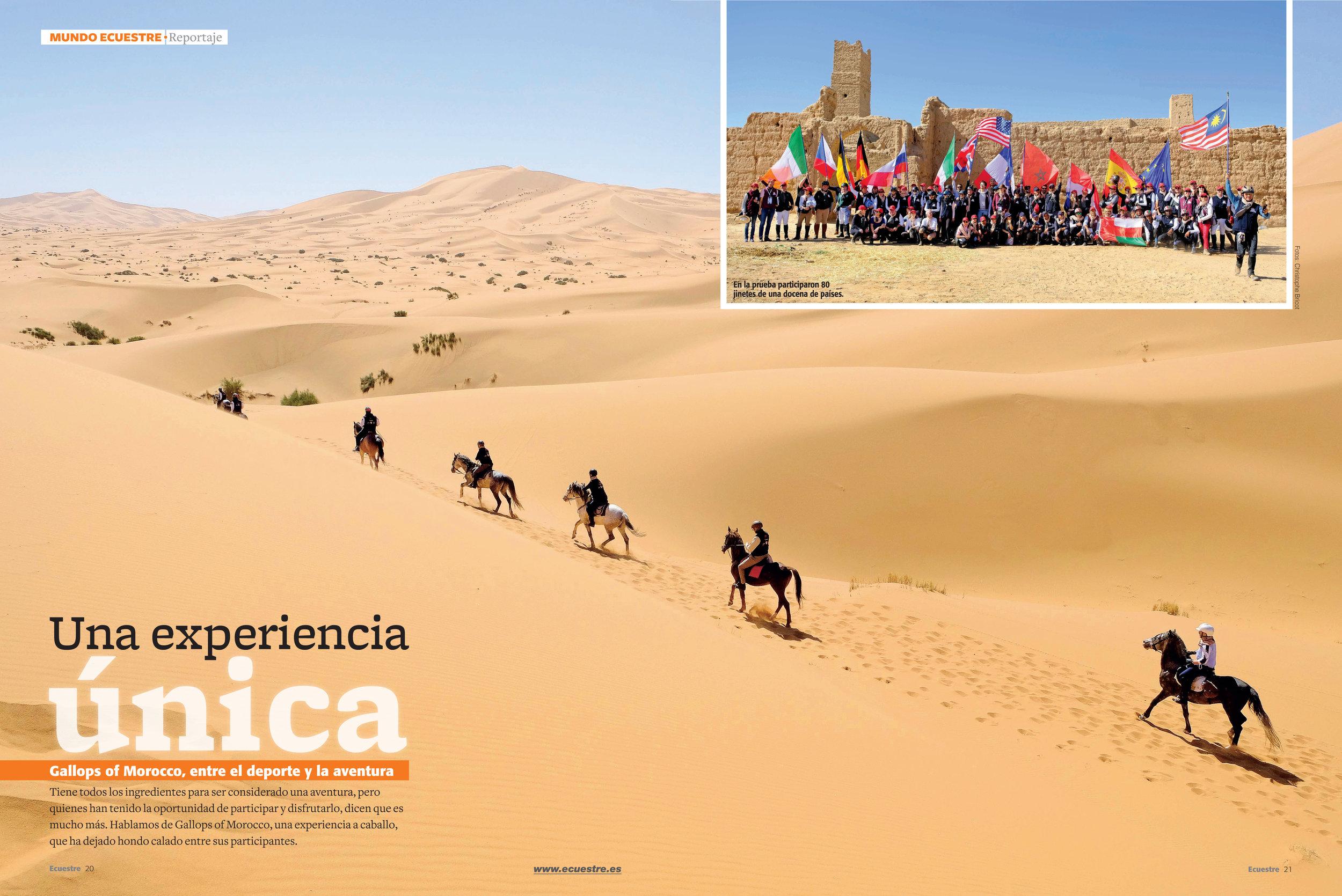 Ecuestre Mag (Spain)