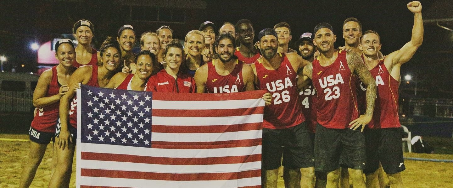 USA DOUBLE-WINNERS IN THE CARIBBEAN