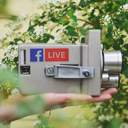 Using Facebook Live to Increase Conversions -