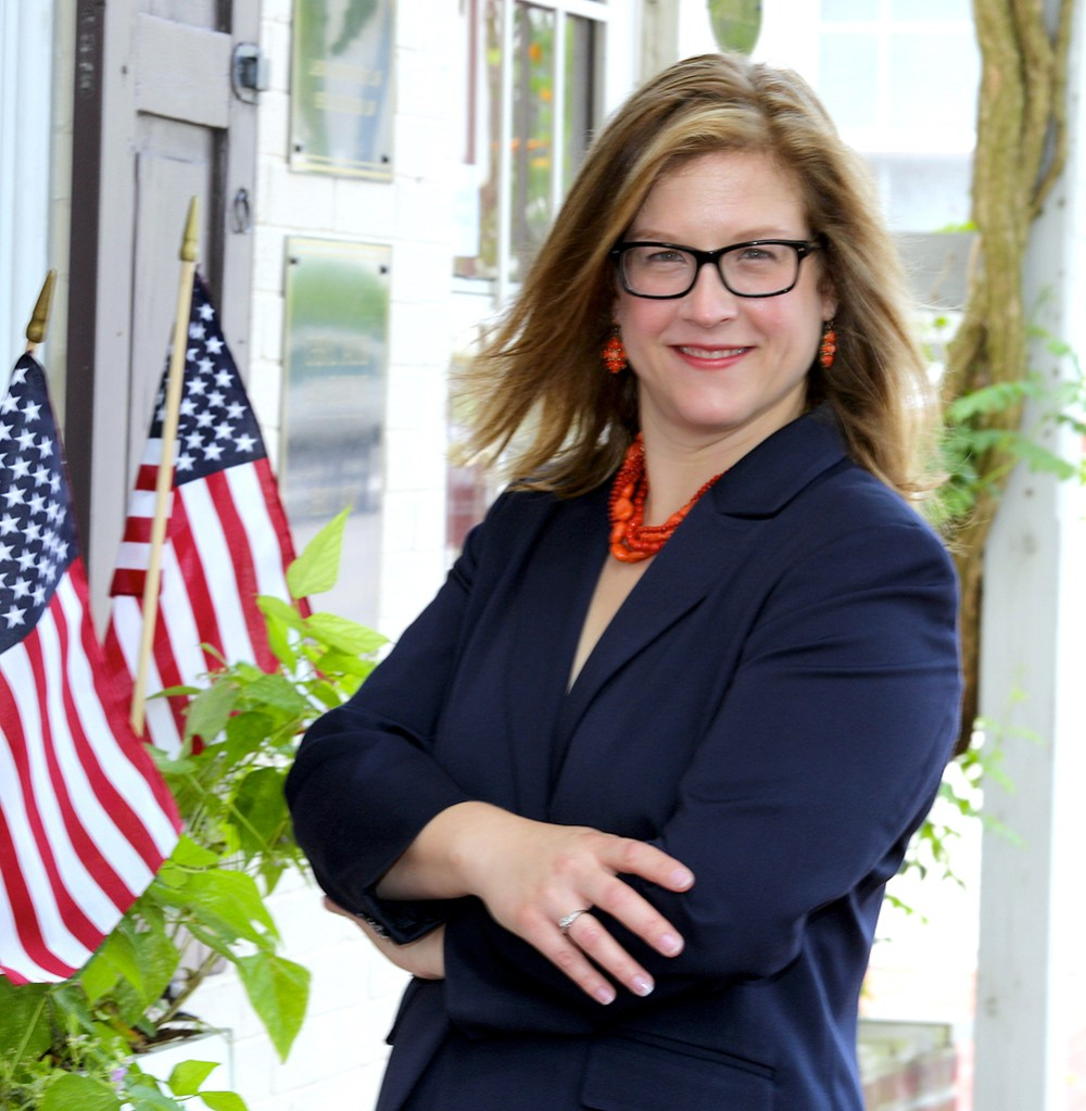 Representative Leanne Krueger - represents the 161st district of Pennsylvania, including Nether Providence Township