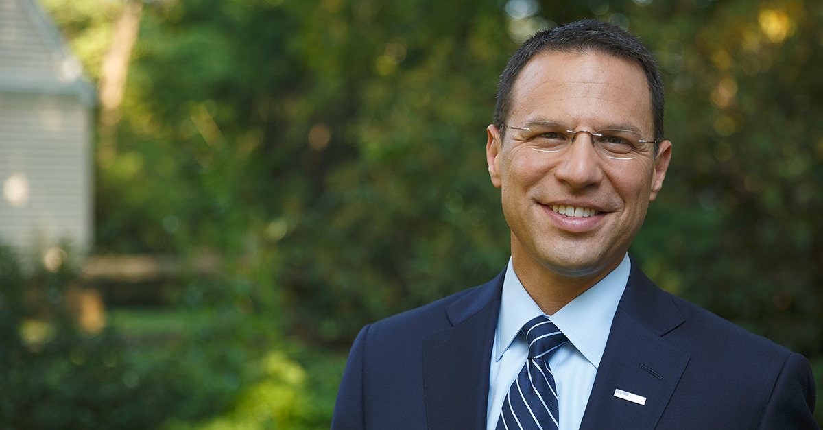Pennsylvania Attorney General Josh Shapiro -