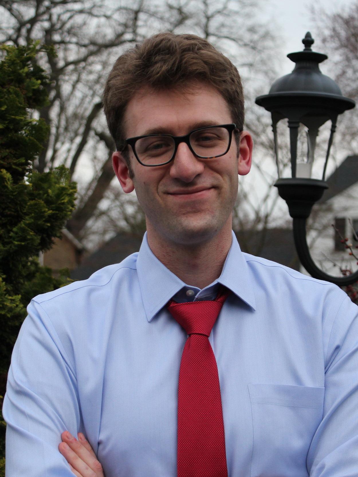 Max Cooper - Ward 1 Commissioner