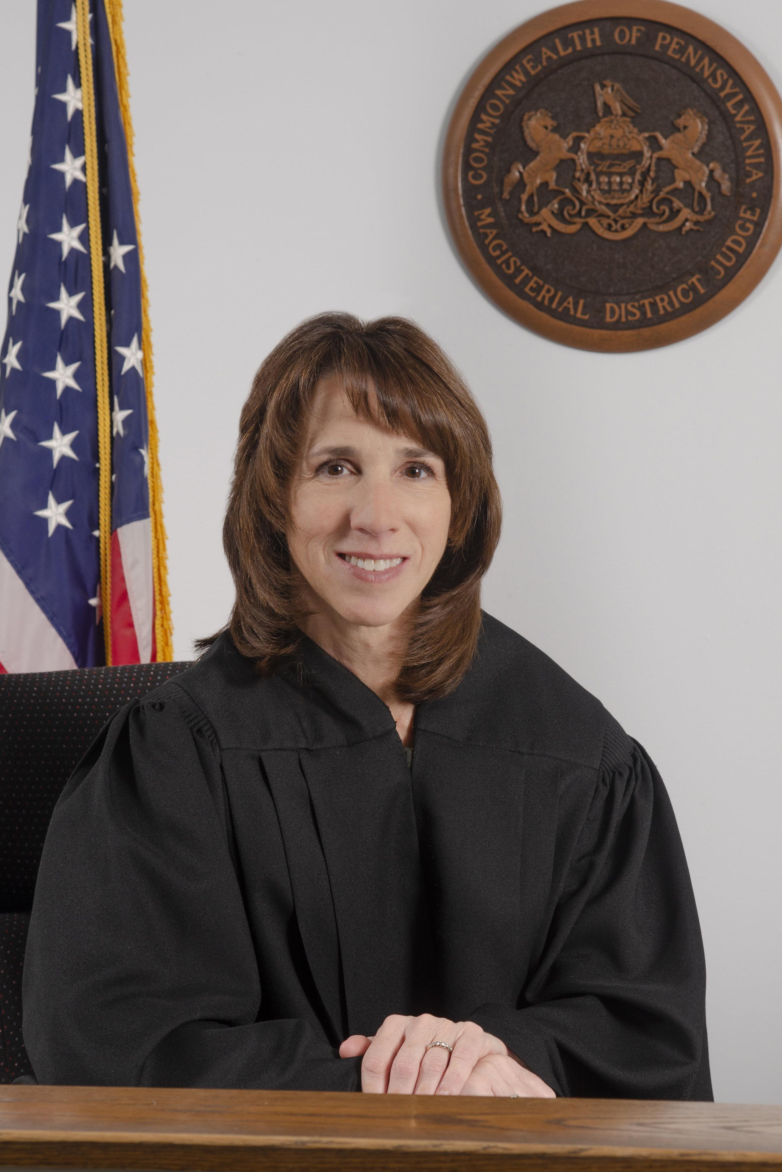 Deborah Krull - Magisterial District Judge 32-1-28