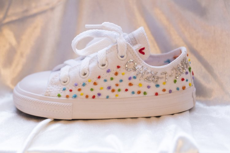 Little Rainbow Spots - £95