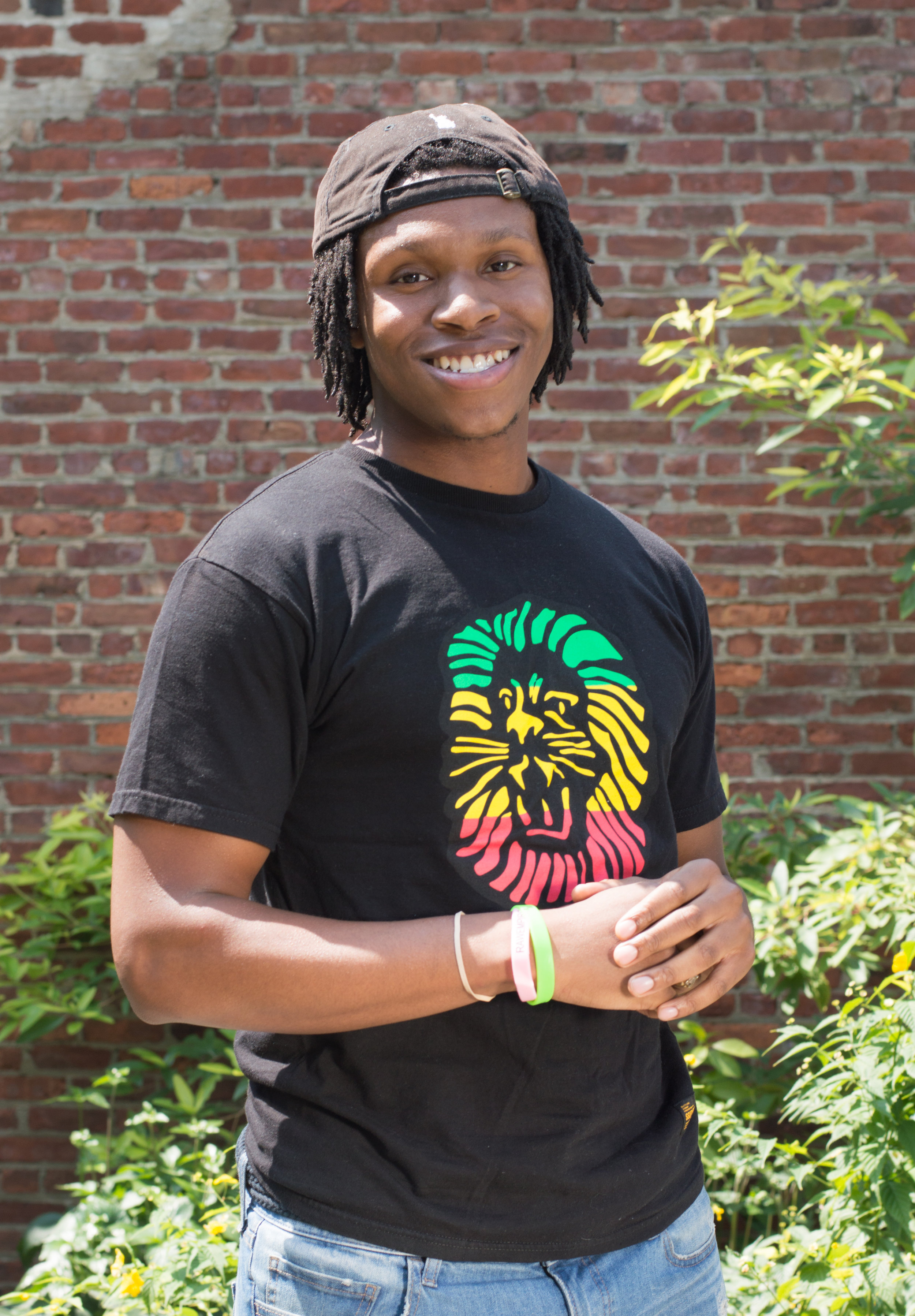 "Flou Mane  - Calou ""Flou Mane"" Beckford is an educator, entrepreneur, and entertainer. He has a bachelor's degree in anthropology and a master's degree in special education. He is the CEO of IconTVNYC, and a founding member of Money Everywhere Entertainment. He loves the Los Angeles Lakers, kung fu movies, and old school reggae."