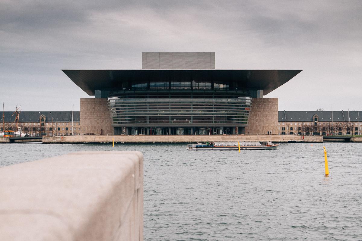 The Royal Danish Opera House