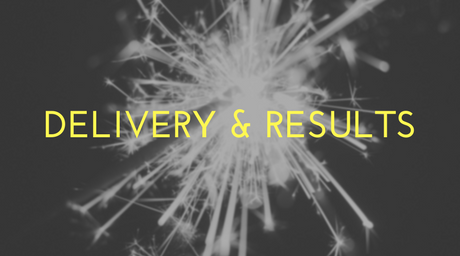 Delivery & Results: Will you succeed?