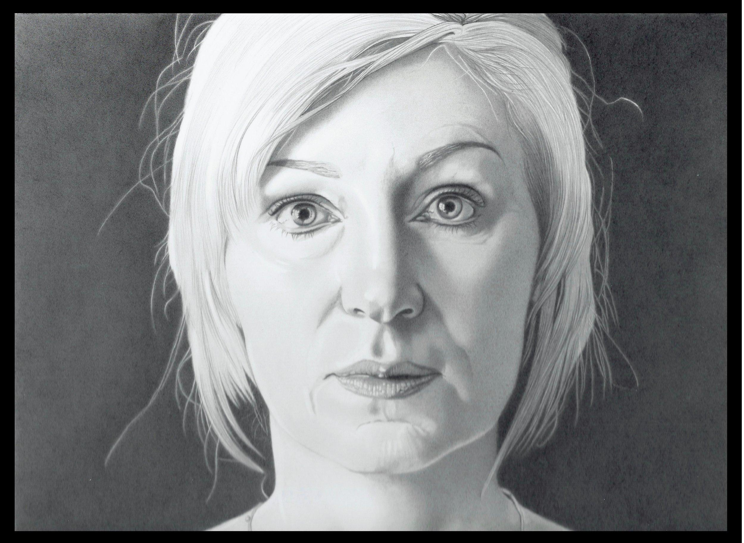 Self Portrait - Outer
