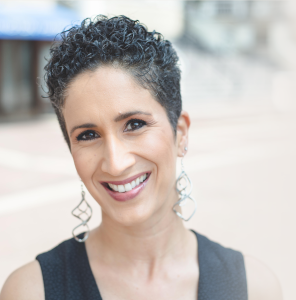 Dr. Samantha Madhosingh   , Psy.D.   Speaker and author of   Magnify your brilliance: 5 Keys to Emotional Freedom