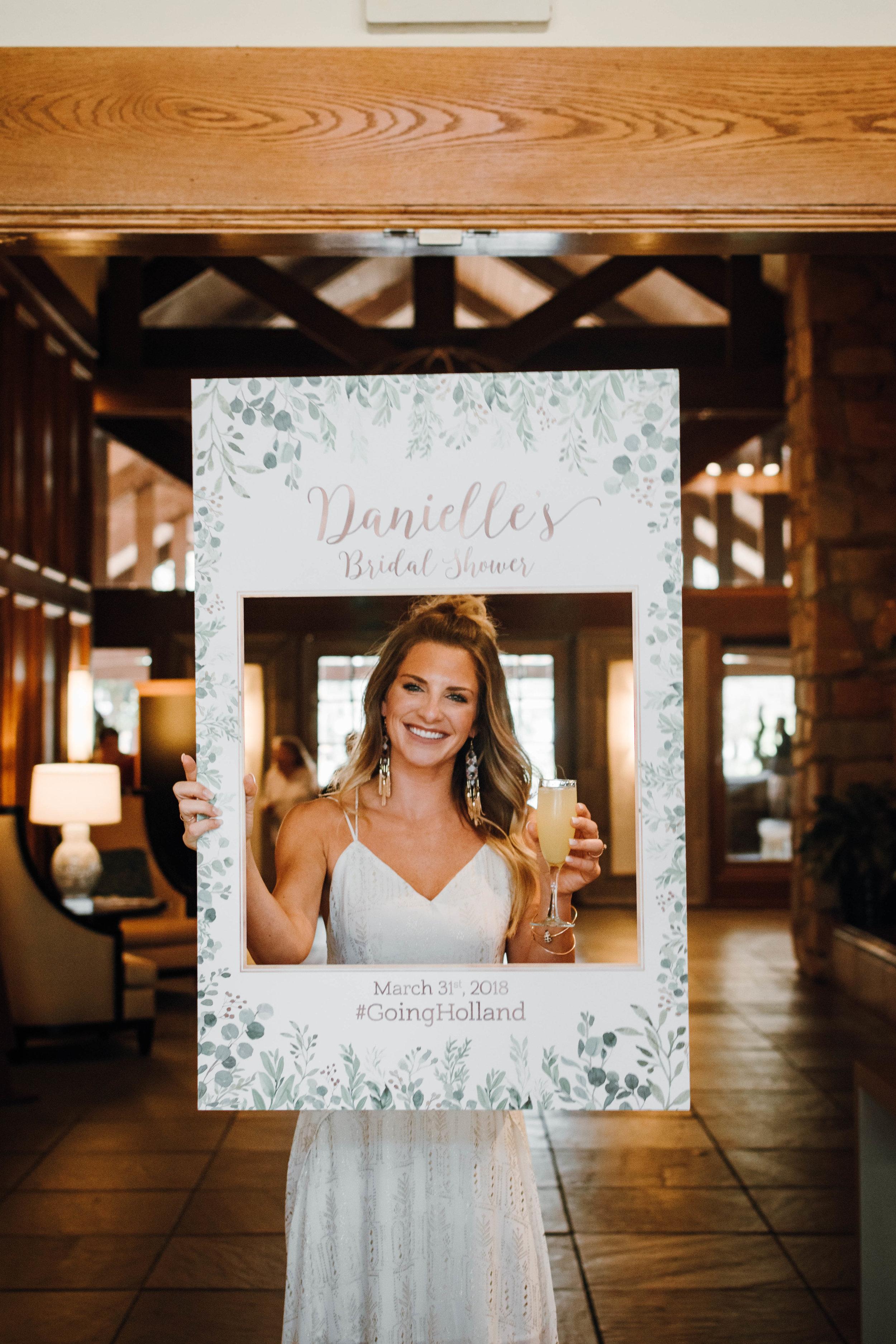 bridal shower   spring 2018