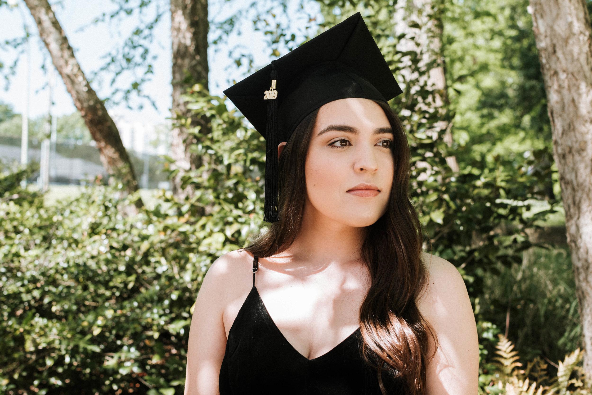karina: graduation | spring 2019