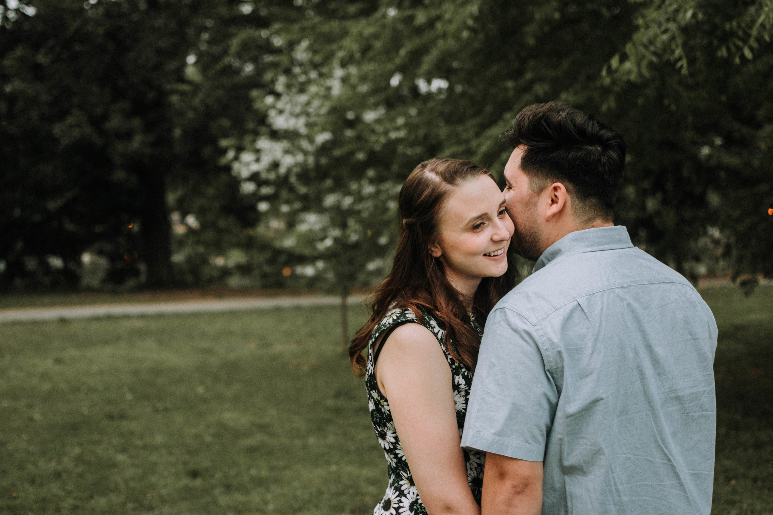 andi + miguel: engagement | spring 2019
