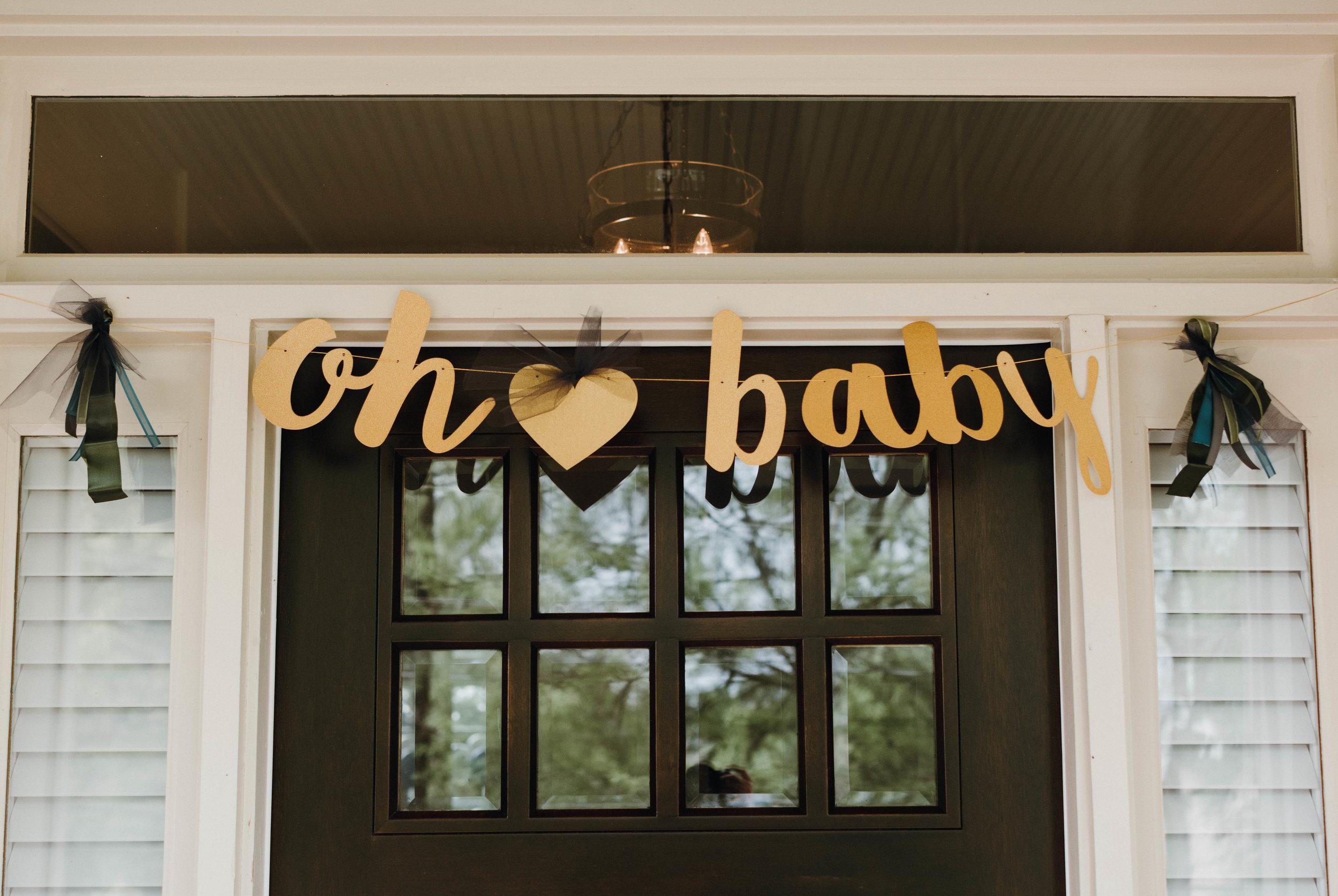 dayla: baby shower | spring 2019