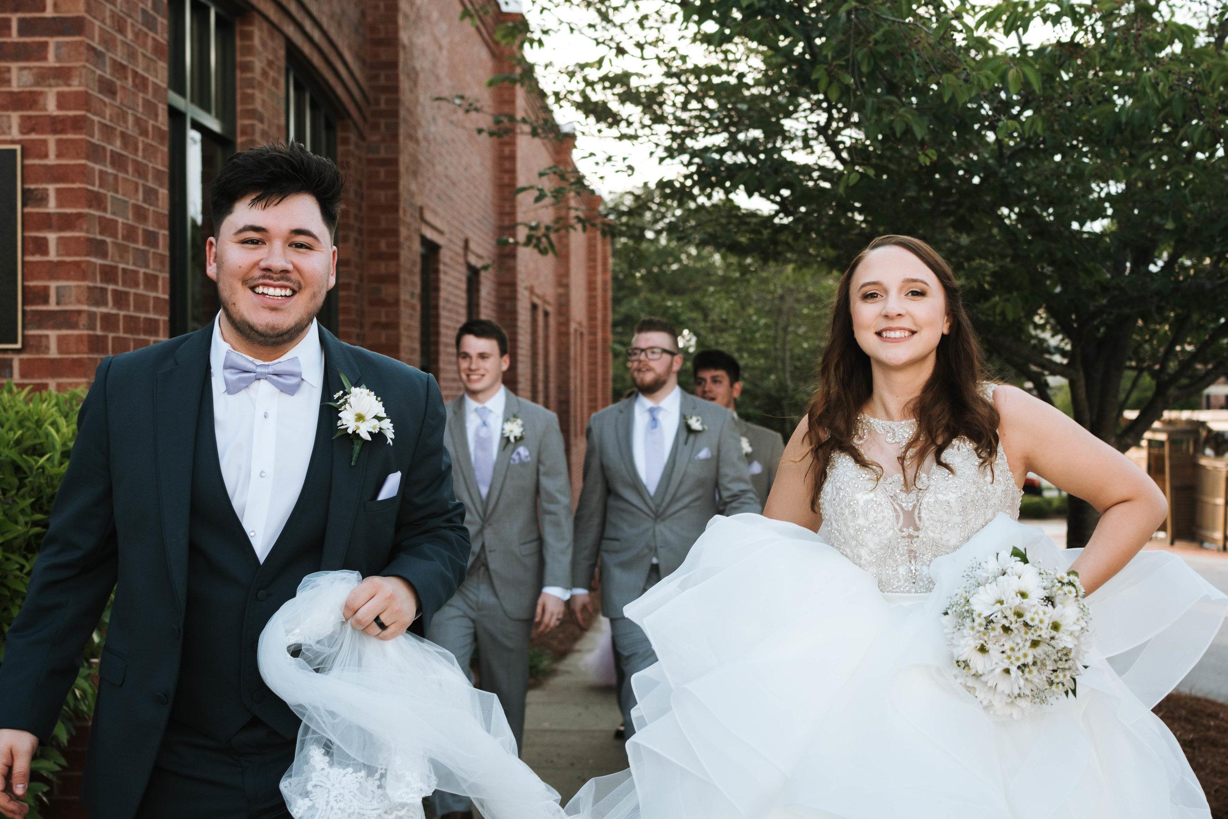 andi + miguel: wedding   spring 2019