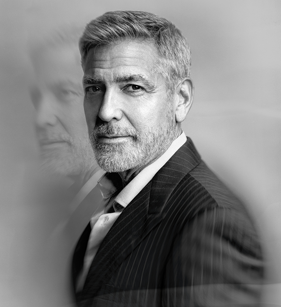 Mister GEORGE CLOONEY for VARIETY