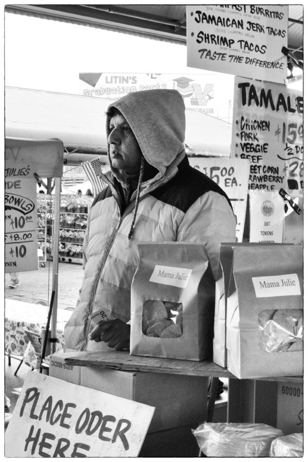 Taco vendor