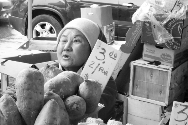 The Potato Lady