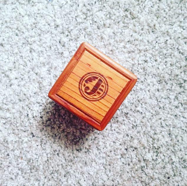 JORD Wood Watch Giftbox Packaging