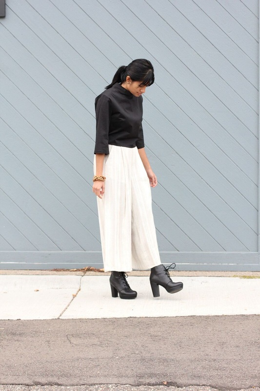 In love with these flowy, comfy pants!