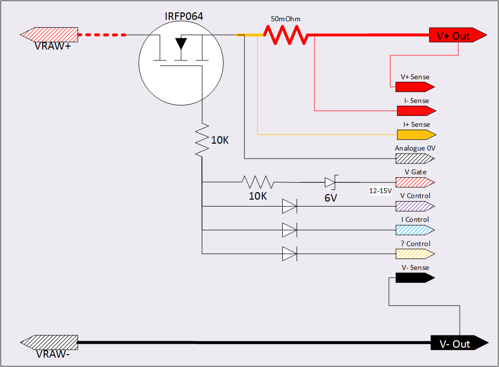 MOSFET gate driving circuit courtesy of Peter Oakes  http://www.thebreadboard.ca