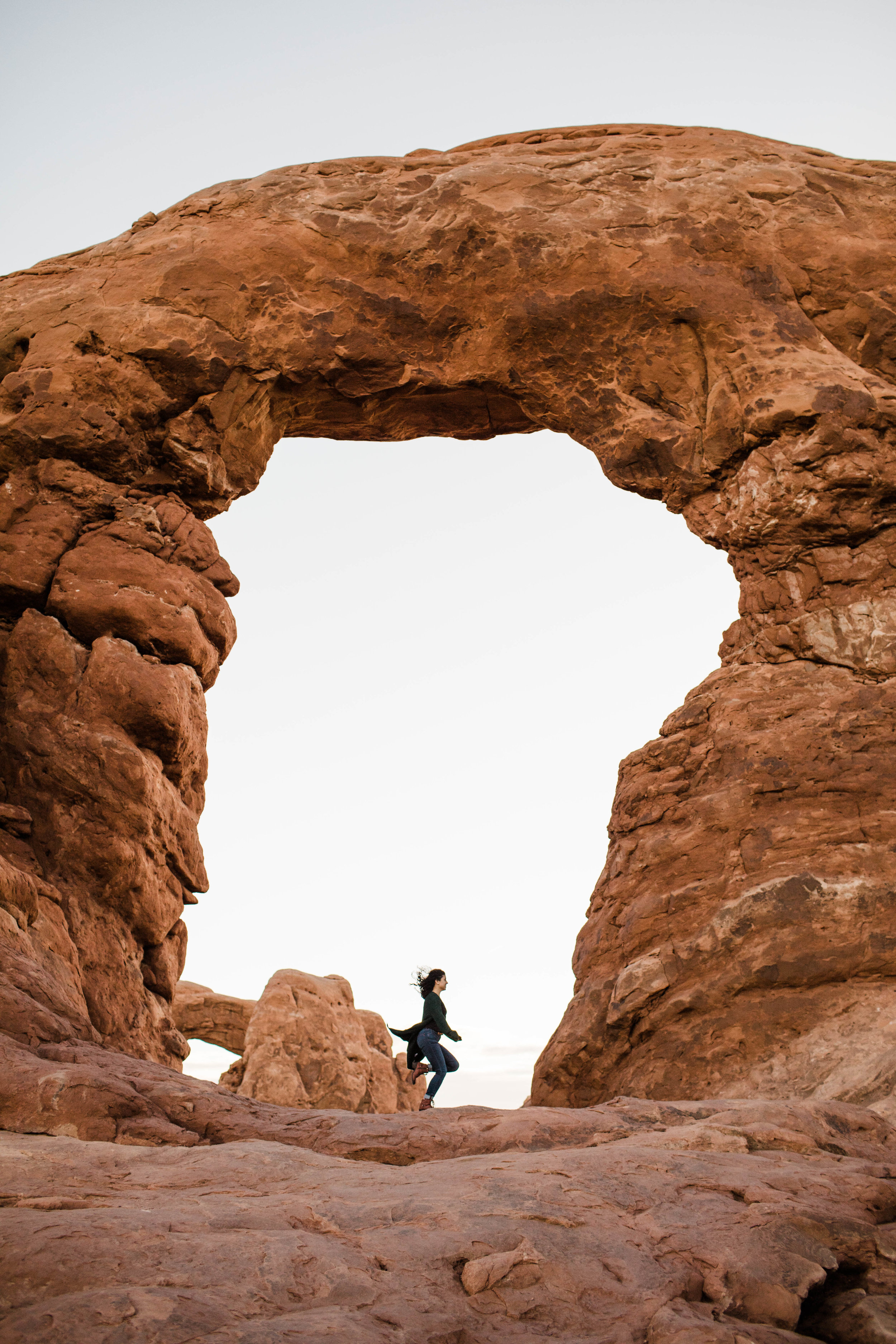 Arch in Moab | Moab Elopement Photographer