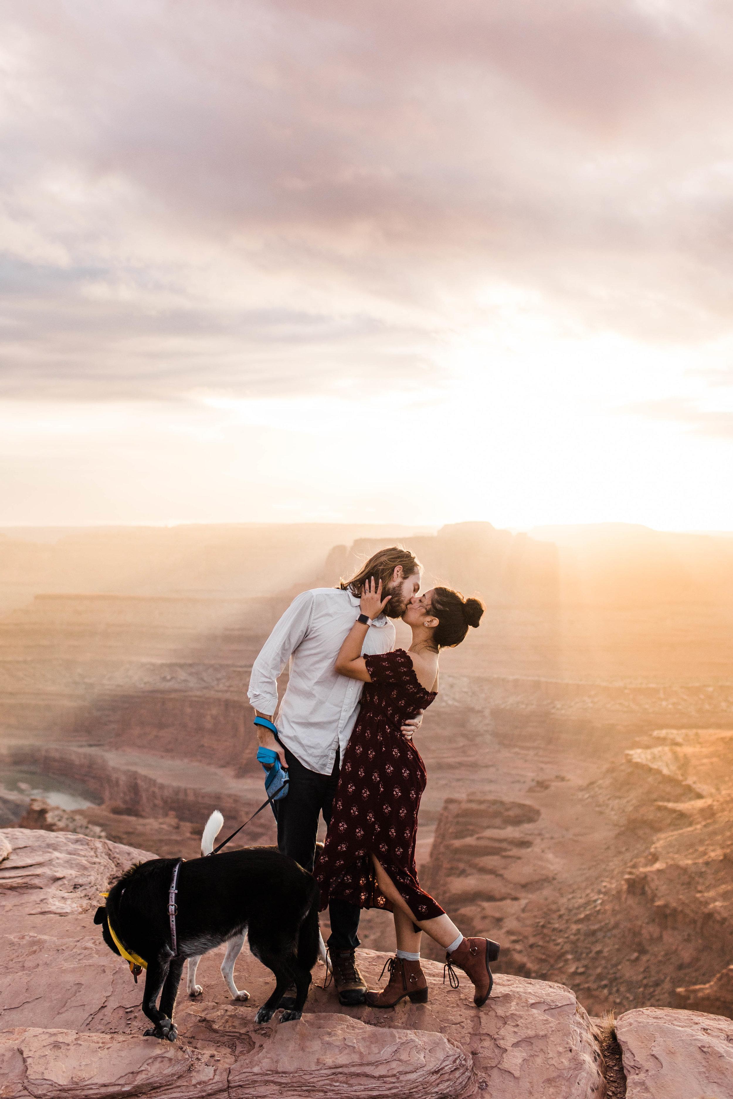 Moab Adventure Session | Utah Adventure Wedding Photographers