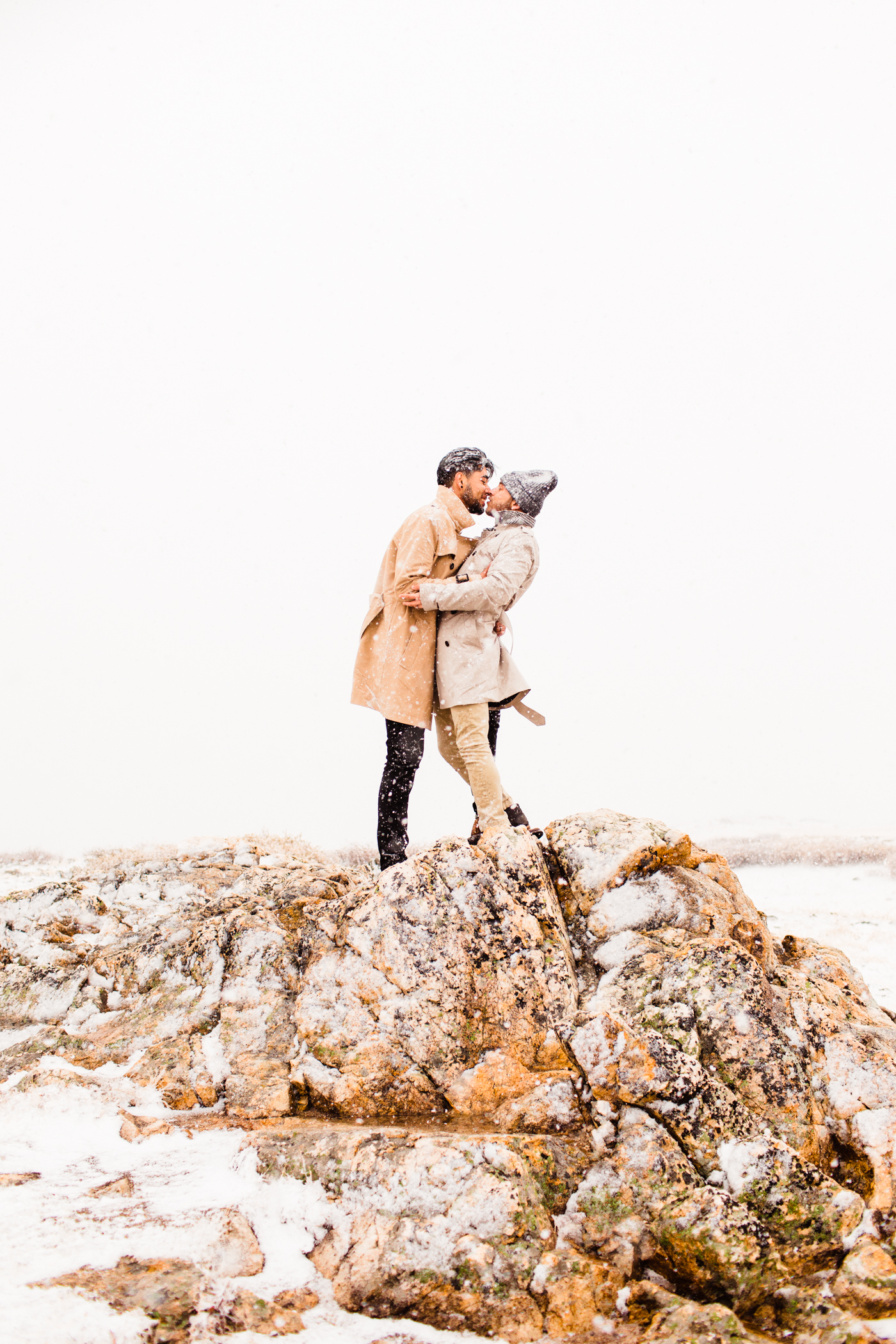 Independence Pass Rocky Mountain Adventure Mountain Engagement Session | elopement photographers near Aspen Colorado